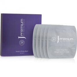 Jericho Premium liftingová a hydratační pleťová maska  5x20 g