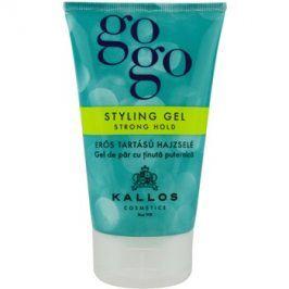 Kallos Gogo gel na vlasy silné zpevnění  125 ml