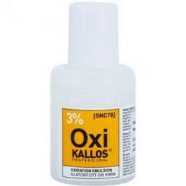 Kallos Oxi krémový peroxid 3% pro profesionální použití  60 ml