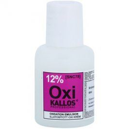 Kallos Oxi krémový peroxid 12% pro profesionální použití  60 ml