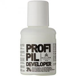 Kallos Profipil aktivační emulze pro barvu na obočí a řasy  60 ml