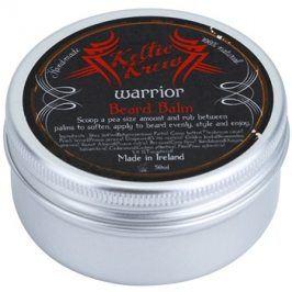 Keltic Krew Warrior balzám na vousy s vůní santalového dřeva  50 ml