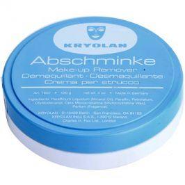 Kryolan Basic Removal vazelína k odlíčení odolného make-upu velké balení  120 g