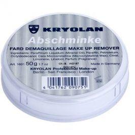 Kryolan Basic Removal vazelína k odlíčení odolného make-upu malé balení  45 g