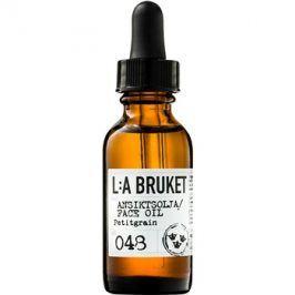 L:A Bruket Face pleťový olej s výtažkem z pomerančů pro normální až suchou pleť  30 ml