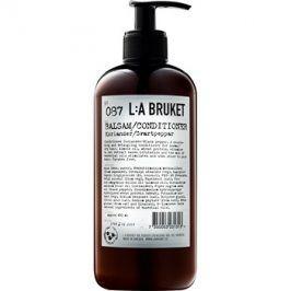 L:A Bruket Hair kondicionér pro normální až suché vlasy bez parabenů koriandr a černý pepř  450 ml