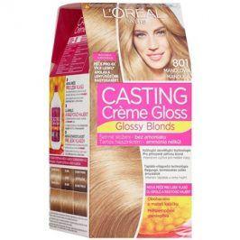 L'Oréal Paris Casting Creme Gloss barva na vlasy odstín 801 Almond