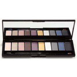 L'Oréal Paris Color Riche La Palette Ombrée paleta očních stínů se zrcátkem a aplikátorem  7 g