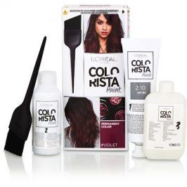 L'Oréal Paris Colorista Paint permanentní barva na vlasy odstín Violet