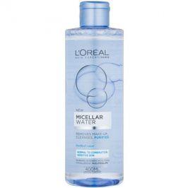 L'Oréal Paris Micellar Water micelární voda pro normální až smíšenou citlivou pleť  400 ml