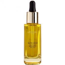 L'Oréal Paris Nutri-Gold pleťový olej z 8 esenciálních olejů  30 ml