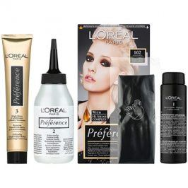 L'Oréal Paris Préférence barva na vlasy odstín 102