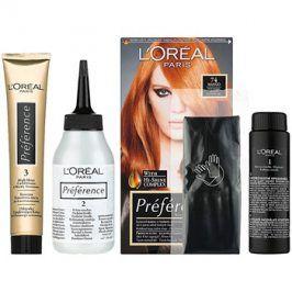 L'Oréal Paris Préférence barva na vlasy odstín 74 Mango
