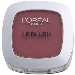 L'Oréal Paris True Match Le Blush tvářenka odstín 145 Rosewood 5 g