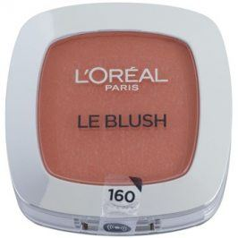 L'Oréal Paris True Match Le Blush tvářenka odstín 160 Peach 5 g
