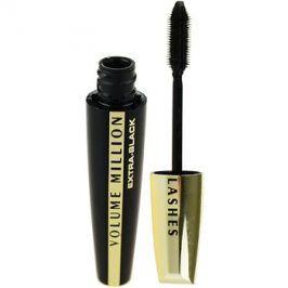 L'Oréal Paris Volume Million Lashes Extra Black řasenka pro prodloužení a zahuštění řas odstín Black 9 ml