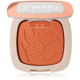 L'Oréal Paris Wake Up & Glow Life's a Peach tvářenka odstín 01 Peach Addict 9 g