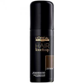 L'Oréal Professionnel Hair Touch Up vlasový korektor odrostů a šedin odstín Light Brown 75 ml