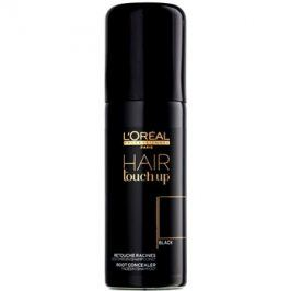 L'Oréal Professionnel Hair Touch Up vlasový korektor odrostů a šedin odstín Black 75 ml