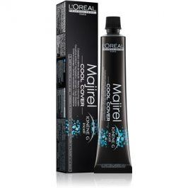 L'Oréal Professionnel Majirel Cool Cover barva na vlasy odstín 5.3 Light Golden Brown  50 ml
