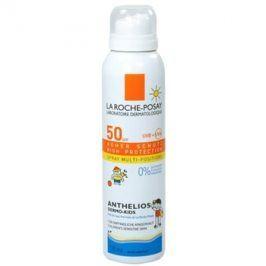La Roche-Posay Anthelios Dermo-Pediatrics ochranný sprej pro děti SPF50+  125 ml