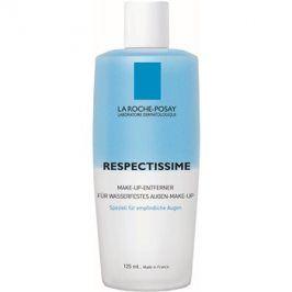 La Roche-Posay Respectissime odličovač voděodolného make-upu pro citlivou pleť  125 ml