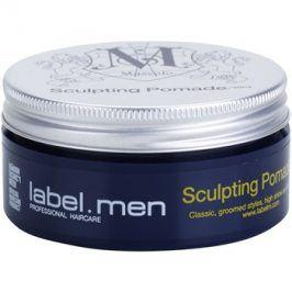 label.m Men tvarující pomáda do vlasů  50 ml