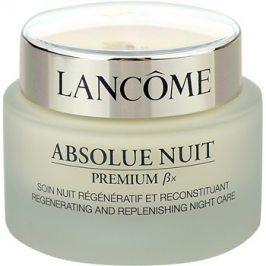Lancôme Absolue Premium ßx noční zpevňující a protivráskový krém  75 ml