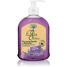 Le Petit Olivier Lavender tekuté mýdlo  300 ml