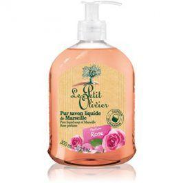 Le Petit Olivier Rose tekuté mýdlo  300 ml