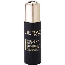 Lierac Premium elixír s luxusními pečujícími oleji proti stárnutí pleti  30 ml