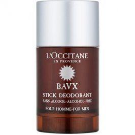 L'Occitane Bavx tuhý deodorant bez alkoholu  75 ml