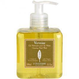 L'Occitane Verveine čisticí tekuté mýdlo na ruce  300 ml