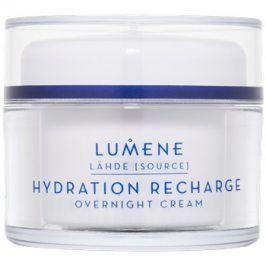 Lumene Lähde [Source of Hydratation] hydratační noční krém  50 ml