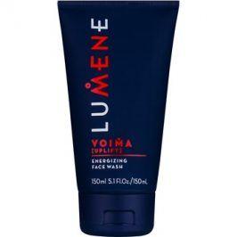 Lumene Men Voima [Uplift] energizující mycí gel na obličej  150 ml
