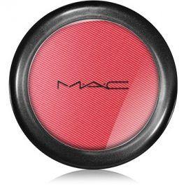 MAC Powder Blush tvářenka odstín Frankly Scarlet  6 g