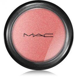 MAC Sheertone Shimmer Blush tvářenka odstín Peachykeen  6 g
