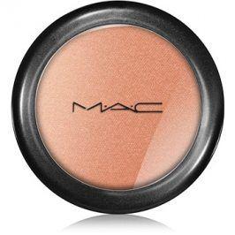 MAC Sheertone Shimmer Blush tvářenka odstín Sunbasque  6 g