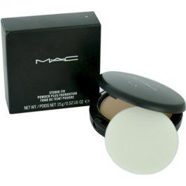MAC Studio Fix Powder Plus Foundation kompaktní pudr a make-up 2 v 1 odstín NW40  15 g