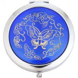 Magnum Feel The Style kosmetické zrcátko kulaté 128 Blue