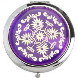 Magnum Feel The Style kosmetické zrcátko kulaté 128 B Purple