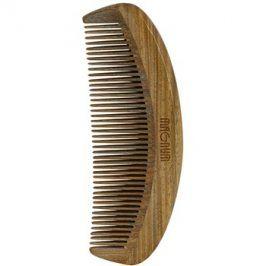 Magnum Natural hřeben z guajakového dřeva 304 14,5 cm