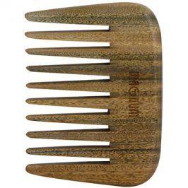 Magnum Natural hřeben z guajakového dřeva - styl afro 308