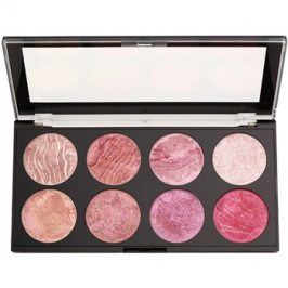 Makeup Revolution Blush paleta tvářenek odstín Blush Queen 13 g