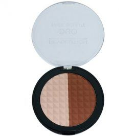 Makeup Revolution Duo bronzer a rozjasňovač 2v1  15 g