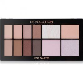 Makeup Revolution Epic Day multifunkční paleta  20,5 g