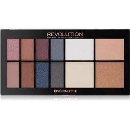 Makeup Revolution Epic Nights multifunkční paleta  20,5 g