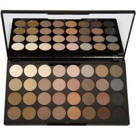 Makeup Revolution Flawless Matte paleta očních stínů  16 g