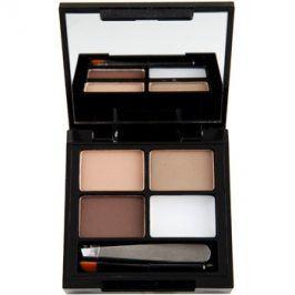 Makeup Revolution Focus & Fix sada pro dokonalé obočí odstín Light Medium 4 g