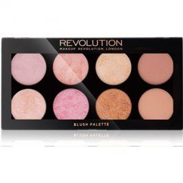 Makeup Revolution Golden Sugar 2 Rose Gold paleta tvářenek  13 g
